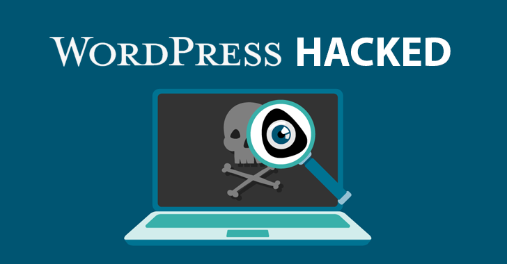Wordpress Erealitatea hack